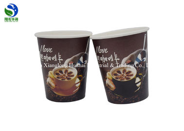 Personalized Color Changing Paper Cups Paper Coffee Cups Leakproof 8Oz 12Oz 16Oz