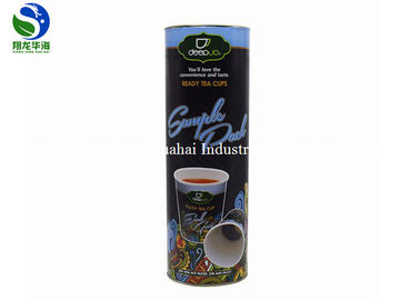 China Instant Tea Party Paper Cups Flexo Printing With Water - Based Ink factory