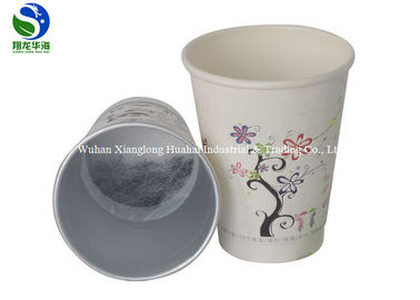 China Healthy Paper Instant Tea Cups Customized Logo Printed Business Use factory