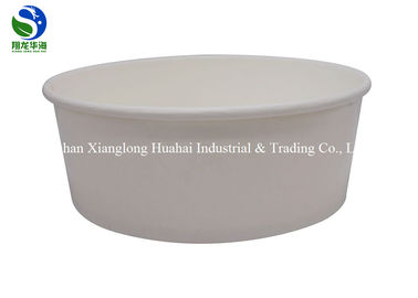 China Customized Printed Disposable Food Recycled Paper Bowls 16oz Environmentally distributor