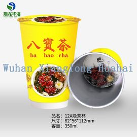 China Custom Instant Tea Cups Goji Berry Dried Longan Red Dates Herbal Dried Fruit Tea distributor